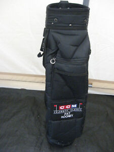 CCM CELEBRITY CLASSIC BLACK GOLF BAG