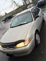 1999 Toyota Corolla - Need gone asap. Perfect condition!!