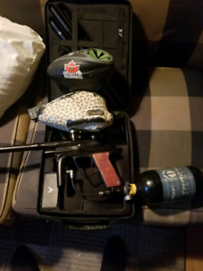 Speedball Gun and gear for sale