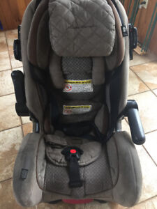 Deluxe 3 in 1  Car seat