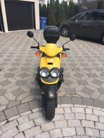 **YAMAHA SCOOTER 2009**