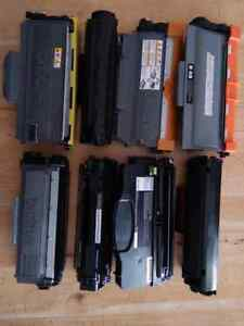 Remanufactured and Compatible Toner Cartridges