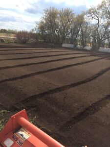 """84"""" rototiller for hire Will travel. Gardens, riding arenas"""