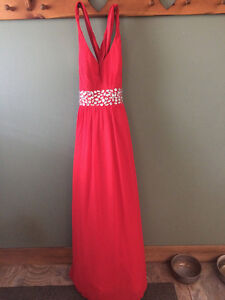 Brand new, never wore, size small graduation/prom dress