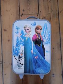 Children's Frozen suitcase