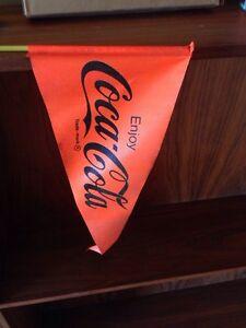 Coke flag