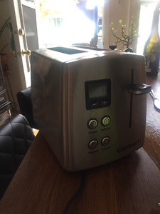 Toaster CUISINAR - comme neuf