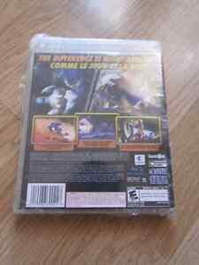 Brandnew Sonic unleashed for PS3 in sealed box Strathcona County Edmonton Area image 2