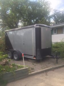 Cargo mate trailer for sale brand-new.