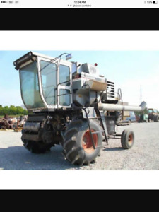 Combine wanted for parts