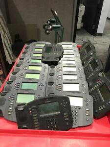 Lot de téléphones Polycom