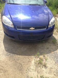 2007 Chevy Impala for parts or repair