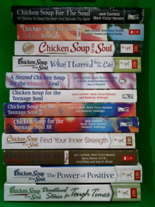 Chicken soup for the soul books