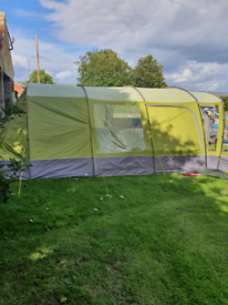 Vango orava 600xl used once for a week