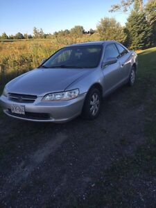2002 honda accord 5 speed