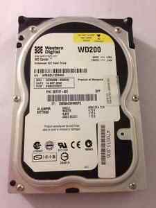 Western Digital Caviar WD200BB 20GB 7200 RPM 2MB Cache IDE Ultra