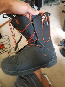 Solomon Faction snowboard boots