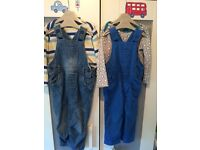 18-24 mth Dungaree suits