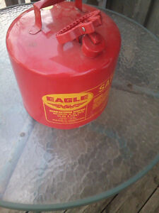 5 Gallon Eagle Brand Safety Can London Ontario image 1
