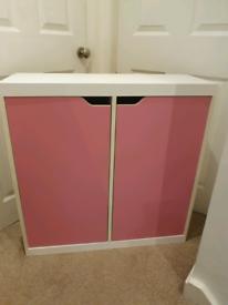 Storage shelved unit/bedroom/ childs playroom