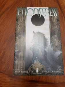 Monstress #1 2nd Print (2016, Image Comics)
