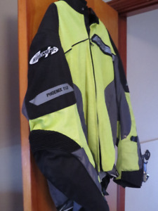 Motorcycle Jacket and Gloves - REDUCED!!!