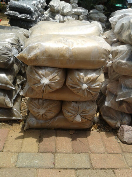 PLAYPEN SAND in bags or bulk deliveries