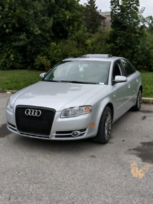 2007 AUDI A4 120500km **NEED GONE ASAP** **NEGOTIABLE**