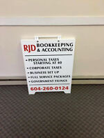 RJD Bookkeeping & Accounting