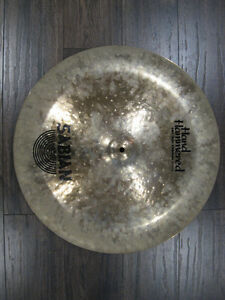 "22"" Sabian Hand Hammered Thin Chinese Cymbal"