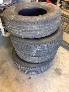 Michelin LTX m/s 2  LT265/75/16