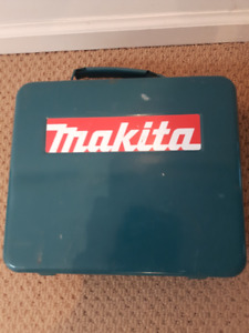 Makita 6010D with Battery/Charger/Orig. Case(hardly used)