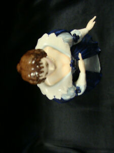 "Franklin Mint 1984 HENRIETTA ""The Pavane"" FIGURINE Peterborough Peterborough Area image 6"