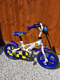 Kids 14 inch Police Bicycle