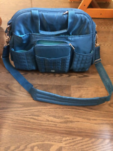 Lug Tuk Tuk Diaper Bag - Blue