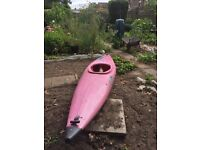 Canoe, single seater, Pyranha Master CXL9000