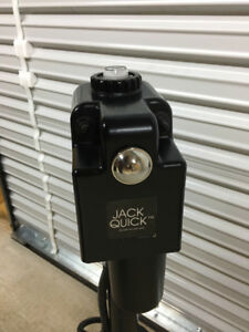 12 volt Electric trailer jack