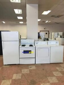 Fridge and Stove, Priced to Sell $100 each Sold Together