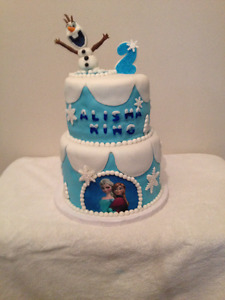 Elizabeth's Cake Creations! London Ontario image 1