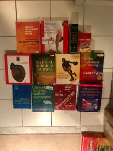 RPN & BSCN Textbooks Mohawk & McMaster