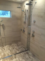 Tilesetter - 9 years experience - Bathroom renovation specialist