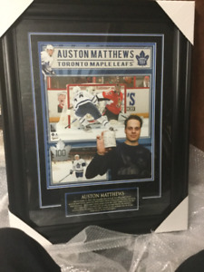 Auston Matthews Print - Great XMass Gift