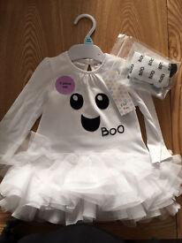 BRAND NEW Baby Girl Halloween Costume