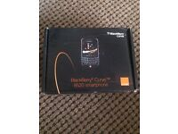 Blackberry 8520 orange network brand new