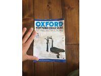 Oxford top tube bike seat