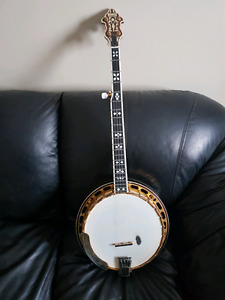 Flint hill 5 string banjo