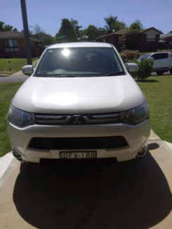 Mitsubishi Outlander 7 Seater Diesel Tahmoor Wollondilly Area Preview