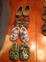 Baby shoes. Size 0-2