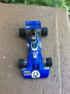 Exoto 1971 Tyrrell-Ford 002   Cevert   Grand Prix of Canada  