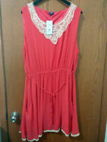Plus size clothes for sale, never worn and accessories